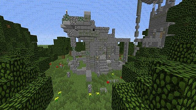 how to make a good survival world