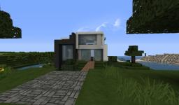 Modern House #8 Minecraft Project
