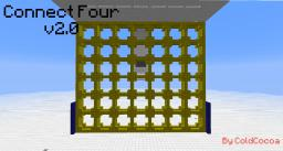 Connect Four v2.0 [Awesome Minigame] Minecraft Map & Project