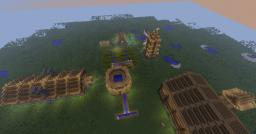 Rustic Village Minecraft