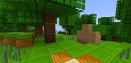 Blockyz - A Unique Simple Texture Pack Minecraft Texture Pack