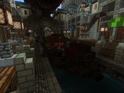 SS Dinky 3 Minecraft Map & Project