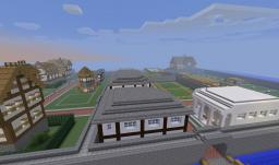 █★█ EMERALD DISTRICT █★█ 1.6.2 TOWNY SURVIVAL Minecraft