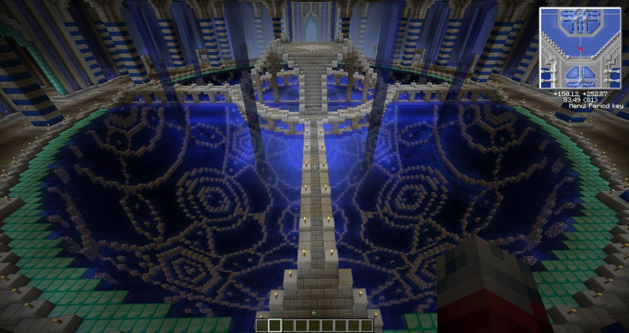 Diamond Hexxit Minecraft Server