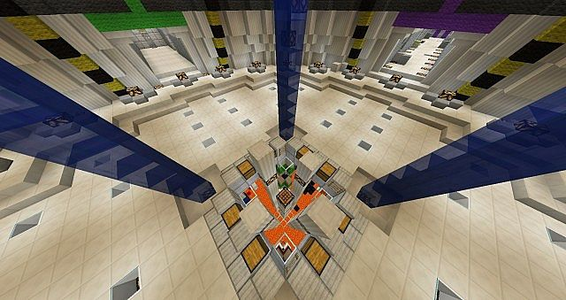 Quartz Laboratory Minecraft Project