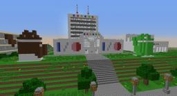 Google I/O Developers Conference Minecraft Map & Project