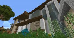 Serenade- Organic Modern Minecraft Map & Project