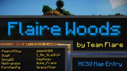 Flaire Woods - MCSG Map Minecraft Map & Project