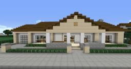 Ranch House Minecraft