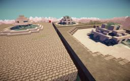Guruth's Fountains (Redstone operated) Minecraft Map & Project
