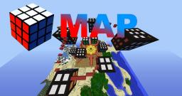 Blazing Rubik's Cubes - The Hunger Games Map Minecraft Map & Project