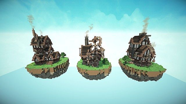 Steampunk Style Map Pack + Download [Anyone can use ...