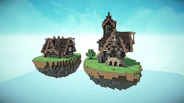 Minecraft How To Build Steampunk Style