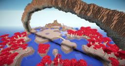 Epic Mushroom Biome Minecraft Map & Project