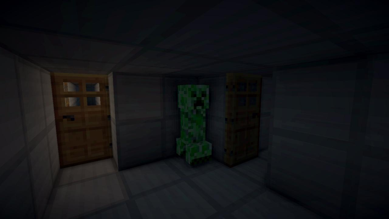 Minecraft Horror Map Minecraft Project