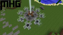 Micro Hunger Games 1 Minecraft Map & Project