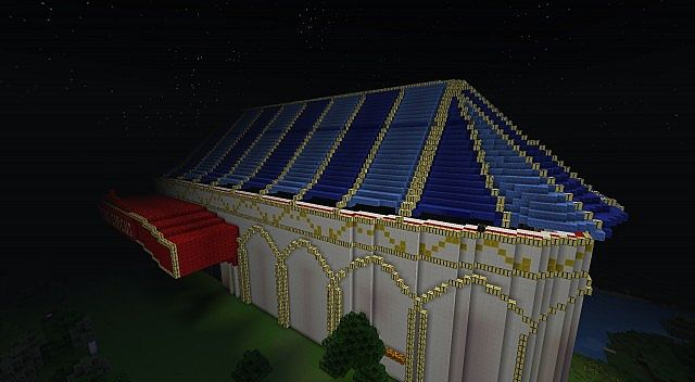 Circus Circus Hotel Casino Minecraft Project
