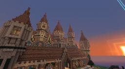 Grand Hall of Solidius Minecraft Map & Project