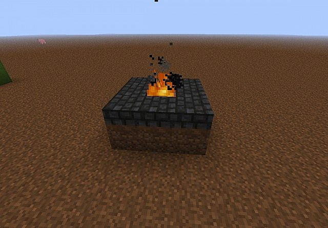 Campfire the most hard to build