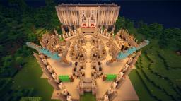 Maximum-Craft Hybrid server spawn Minecraft Project