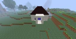 Skeleton War House Minecraft Project
