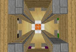 80 Subscriber PVP Map! (The Egg In A Cage) - BETA VERSION 1.0 - Minecraft Map & Project