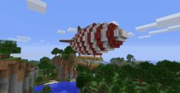 Airship Minecraft Map & Project