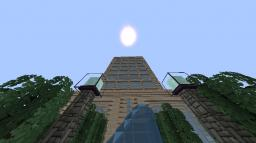 The Burj Town Minecraft Map & Project