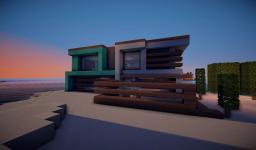 Modern House #1 WoK Minecraft Project