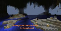 Underground Ocean Survival Minecraft Map & Project