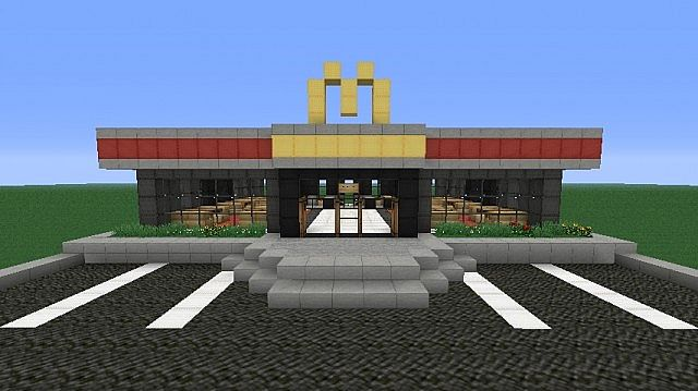 Modern City Building Minecraft