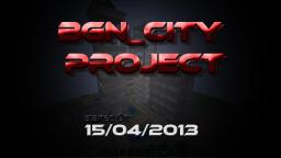 BGN_city Project-solo! Minecraft Project