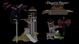Dragon Heart Minecraft Project