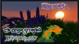 A Dragon Fortress (Monderya) Minecraft Project