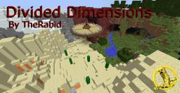 Divided Dimensions Minecraft