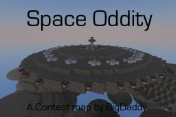 Space Oddity - an unusual Hunger Games map Minecraft