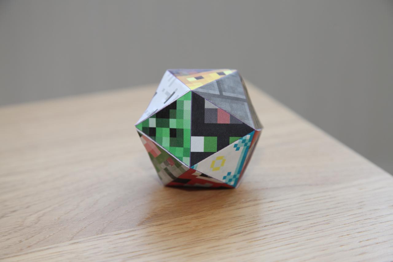 Best Papercraft Creations 2013 Minecraft Blog