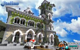 [Classicisme] Italian villa (at WOK and  'Minecraft Monday youtube vid') Minecraft
