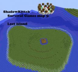 Survival Games map #3: Lost Island Minecraft Map & Project
