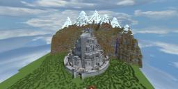 Minas Tirith [Lotr] Minecraft Project