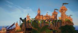 Monteria Minecraft Map & Project