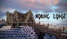 Nordic Lodge Minecraft