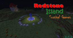 Redstone Island Survival Games Minecraft Map & Project