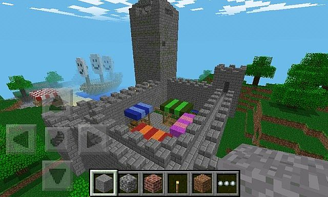 minecraft pe how to make parts of your skin invisible