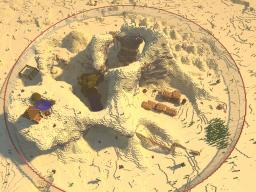 Mountainview Survival Games - Desert Edition Minecraft Map & Project