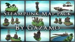 Steampunk Style Map Pack + Download [Anyone can use] Minecraft Map & Project