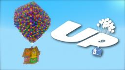 Pixar's Up House Minecraft Project