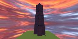 Orthanc [Lotr] ~Cant finish due to sky limit~ Minecraft Map & Project