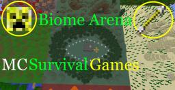 Biome Arena ~ MC Survival Games Minecraft Project