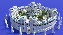 Aquarius Circula [Small Water Town] Minecraft Project